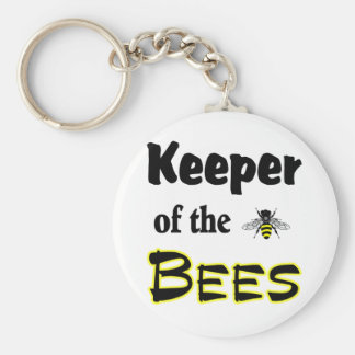 keeper of the bees keychain