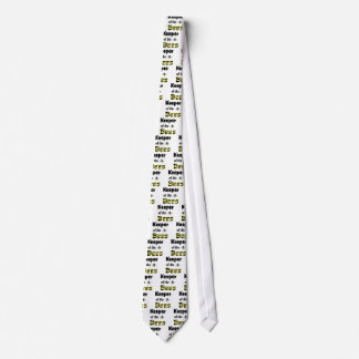keeper of the bees neck tie