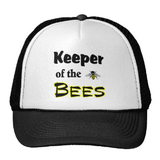 keeper of the bees trucker hat