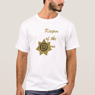 Keeper of the Cons-Correctional Officer Mens Tee