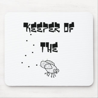 Keeper of the Fly Mousepad