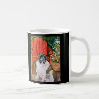 Keeper of The Garden Classic White Coffee Mug