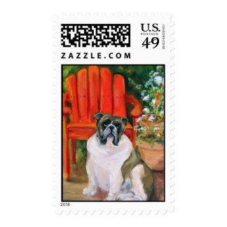 Keeper of the Garden Stamp