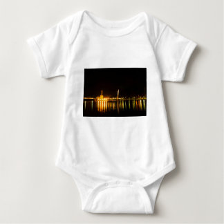 Keeper Of The Plains Baby Bodysuit