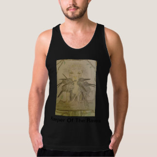 Keeper of the Ravens Tank Top
