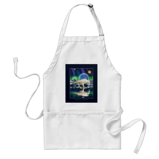 KEEPER OF WORLDS Series Adult Apron