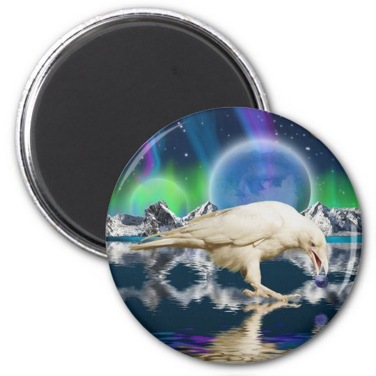 KEEPER OF WORLDS Series Magnet