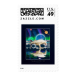 KEEPER OF WORLDS Series Postage Stamps