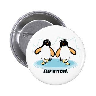 Keepin' It Cool Pin