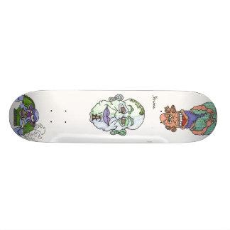 keepin it movin skateboard decks