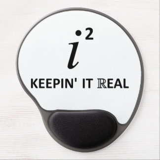 Keepin' It Real Gel Mouse Pad