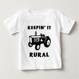 Keepin' It Rural Baby T-Shirt