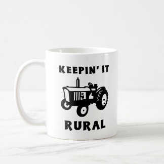 Keepin' It Rural Coffee Mug