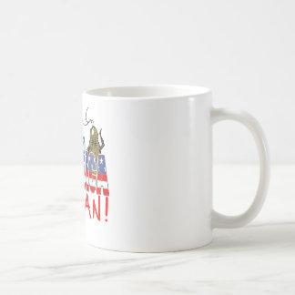 KEEPING AMERICA CLEAN COFFEE MUG