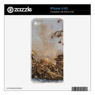 Keeping Company iPhone 4S Skin