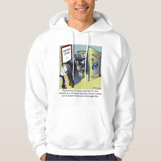 Keeping Files Safe Hoodie