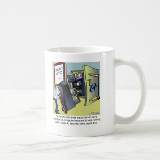 Keeping Files Safe Coffee Mugs