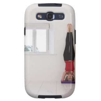 keeping fit & healthy in later life galaxy s3 cover