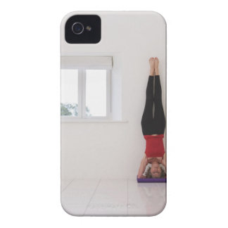 keeping fit & healthy in later life iPhone 4 case