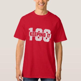KEEPING it 100 T-Shirt