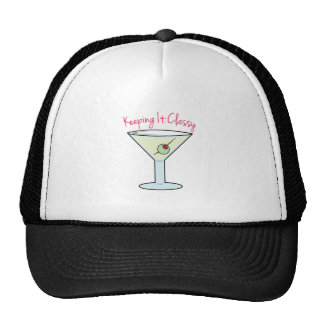Keeping It Classy Trucker Hat