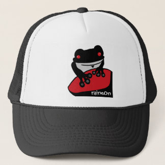 Keeping It Froggy Trucker Hat