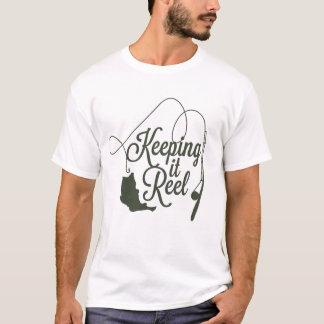 Keeping It Reel Bass Fishing Shirt
