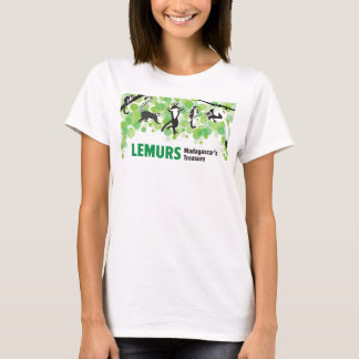 Keeping Lemurs Wild Campaign T-Shirt