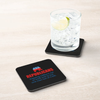 KEEPING MILLIONS OUT OF WORK JUST TO PUT ONE MAN O COASTER