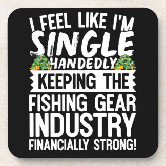 Keeping the Fishing Industry Financially Strong Beverage Coaster
