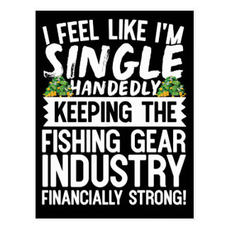 Keeping the Fishing Industry Financially Strong Postcard