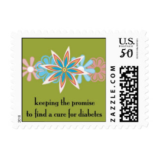 Keeping The Promise_Green_Small Stamp