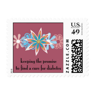 Keeping The Promise_Red_Small Stamp