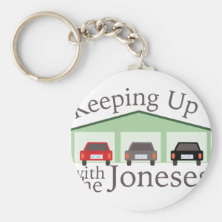 Keeping up   keychain