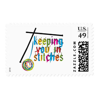 keeping you in stitches-knit postage