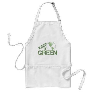 keepitgreen adult apron