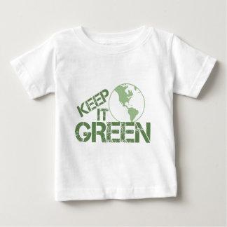 keepitgreen baby T-Shirt