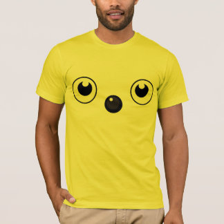 Keepon face shirt