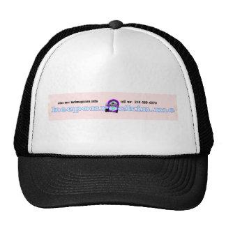 keeponrockin.me banner hat