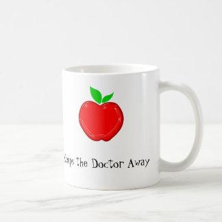 Keeps the Doctor Away Coffee Mug