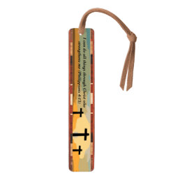 Keepsake bookmark, artisan wood bookmark