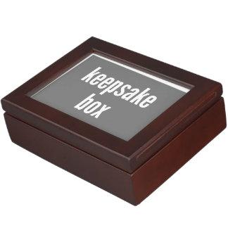 Keepsake Box Horizontal Fit Template