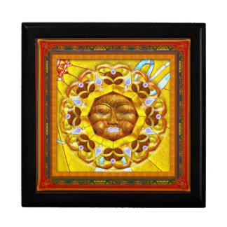 Keepsake Box - Solar Season, by Joseph Maas
