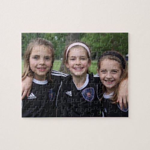 Keepsake custom photo puzzle - birthday gift