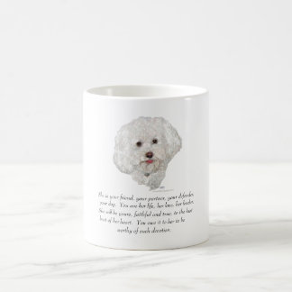 Keepsake, Female Dog Classic White Coffee Mug