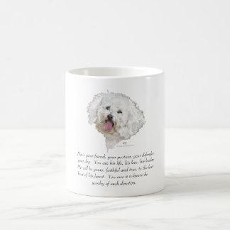 Keepsake, Male Dog Classic White Coffee Mug