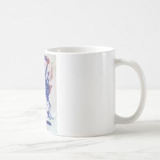 Keepyme Classic White Coffee Mug