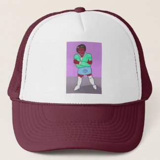 Keesah Anime Art Gallery Character Trucker Hat