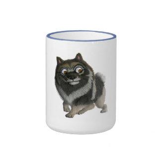 Keeshond A friend like no other! Coffee Mug