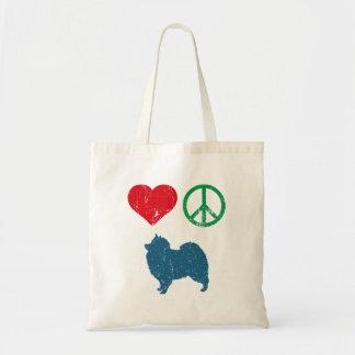 Keeshond Bags